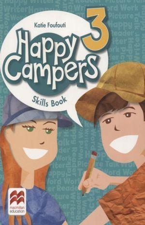 HAPPY CAMPERS 3 SKILLS BOOK