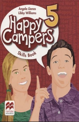 HAPPY CAMPERS 5 SKILLS BOOK