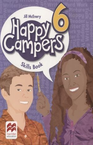 HAPPY CAMPERS 6 SKILLS BOOK
