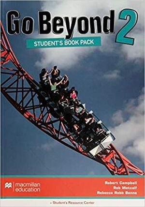 GO BEYOND 2 STUDENT`S BOOK PACK