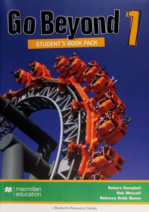 GO BEYOND 1 STUDENT`S BOOK PACK
