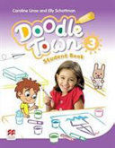 DOODLE TOWN 3 STUDENT BOOK