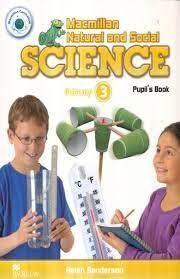 NATURAL AND SOCIAL SCIENCE 3 PUPILS BOOK