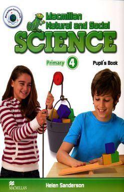 NATURAL AND SOCIAL SCIENCE 4 PUPILS BOOK