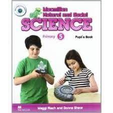 NATURAL AND SOCIAL SCIENCE 5 PUPILS BOOK
