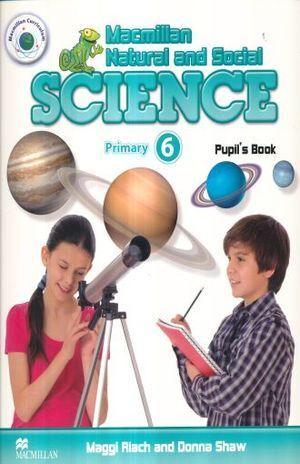 NATURAL AND SOCIAL SCIENCE 6 PUPILS BOOK