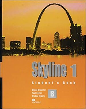 SKYLINE 1B STUDENTS BOOK