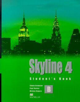 SKYLINE 4B STUDENTS BOOK