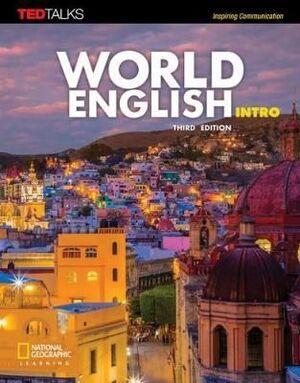 WORLD ENGLISH INTRO STUDENTS BOOK + MY WORLD ENGLISH ONLINE