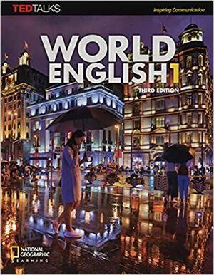 WORLD ENGLISH 1 STUDENTS BOOK + MY WORLD ENGLISH ONLINE