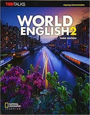 WORLD ENGLISH 2 STUDENTS BOOK + MY WORLD ENGLISH ONLINE