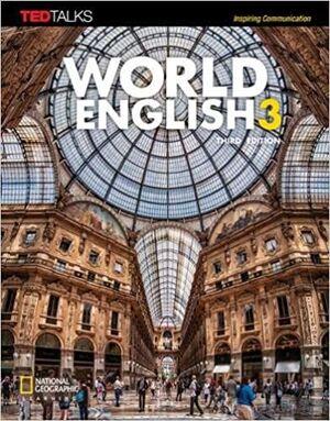 WORLD ENGLISH 3 STUDENTS BOOK + MY WORLD ENGLISH ONLINE
