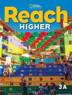 REACH HIGHER STUDENT BOOK GRADE 3A