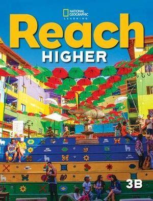 REACH HIGHER STUDENT BOOK GRADE 3B