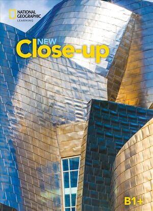 CLOSE-UP B1+ STUDENTS BOOK + E-BOOK