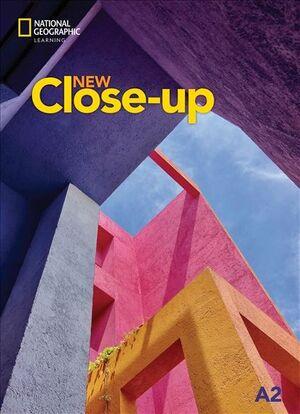 CLOSE-UP A2 STUDENTS BOOK + E-BOOK