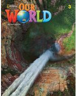 OUR WORLD BRE 3 STUDENTS BOOK + OLP PAC