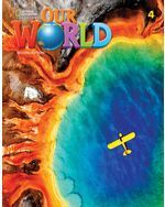 OUR WORLD BRE 4 STUDENTS BOOK + OLP PAC