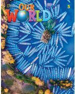OUR WORLD BRE 5 STUDENTS BOOK + OLP PAC