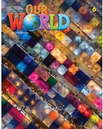 OUR WORLD BRE 6 STUDENTS BOOK + OLP PAC