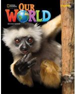 OUR WORLD BRE STARTER STUDENTS BOOK + OLP PAC