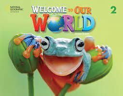 WELCOME TO OUR WORLD AME 2 STUDENTS BOOK + OLP STC CODE