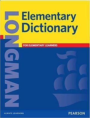 LONGMAN ELEMENTARY DICTIONARY. ACTIVITY BOOK