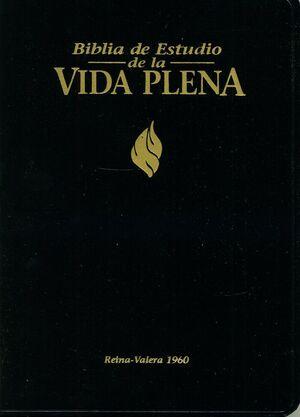 BIBLIA DE ESTUDIO DE LA VIDA PLENA