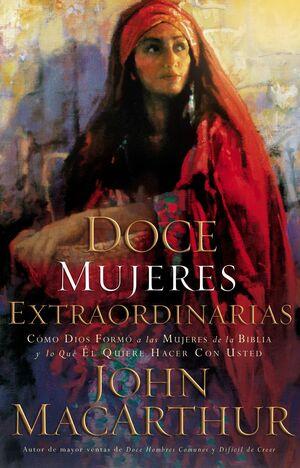 DOCE MUJERES EXTRAORDINARIAS