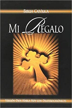 BIBLIA CATÓLICA. IMITACIÓN PIEL NEGRA