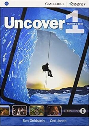 UNCOVER 1 STUDENTS BOOK