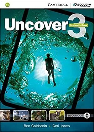 UNCOVER 3 STUDENTS BOOK