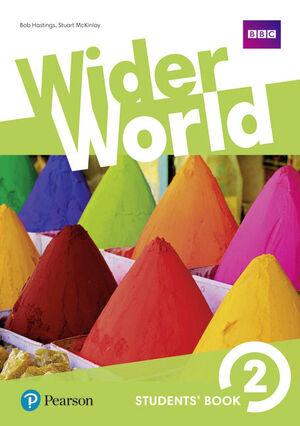 WIDER WORLD 2 STUDENTS BOOK