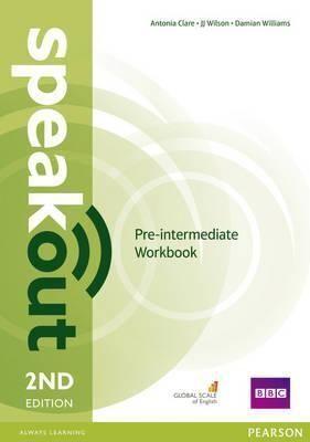 SPEAKOUT PRE-INTERMEDIATE WORKBOOK WITHOUT KEY
