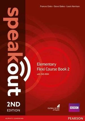 SPEAKOUT ELEMENTARY SPLIT B STUDENTS BOOK AND WORKBOOK