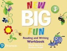 NEW BIG FUN  READING AND WRITING WORKBOOK