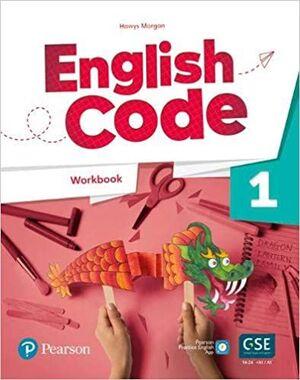 ENGLISH CODE AMERICAN 1 WORKBOOK