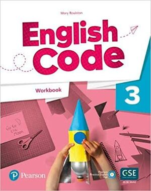 ENGLISH CODE AMERICAN 3 WORKBOOK