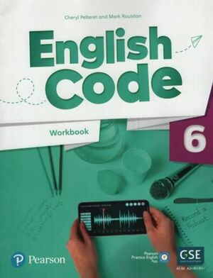 ENGLISH CODE AMERICAN 6 WORKBOOK