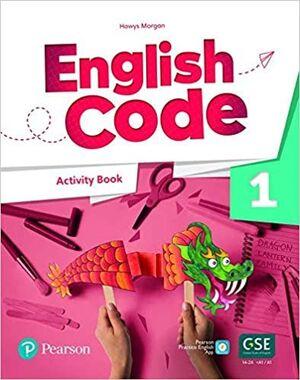 ENGLISH CODE BRITISH 1 ACTIVITY BOOK
