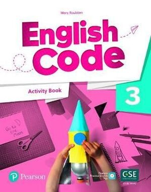 ENGLISH CODE BRITISH 3 ACTIVITY BOOK