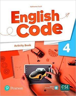 ENGLISH CODE BRITISH 4 ACTIVITY BOOK