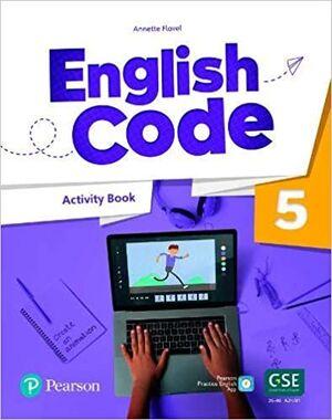 ENGLISH CODE BRITISH 5 ACTIVITY BOOK