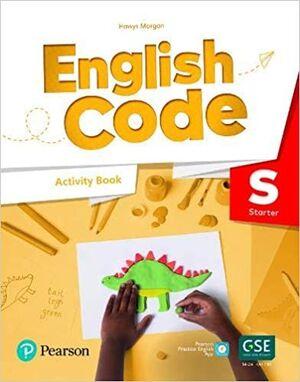 ENGLISH CODE BRITISH STARTER ACTIVITY BOOK