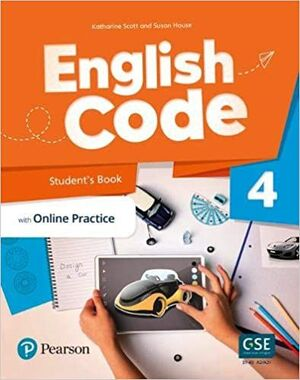 ENGLISH CODE AMERICAN 4 STUDENTS WITH ONLINE PRACTICE & DIGITAL RESOURCES