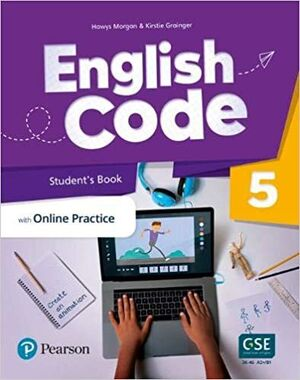 ENGLISH CODE AMERICAN 5 STUDENTS WITH ONLINE PRACTICE & DIGITAL RESOURCES