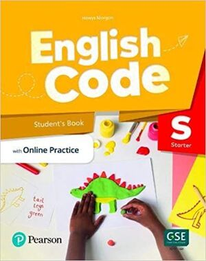 ENGLISH CODE AMERICAN STARTER STUDENTS WITH ONLINE PRACTICE & DIGITAL RESOURCES