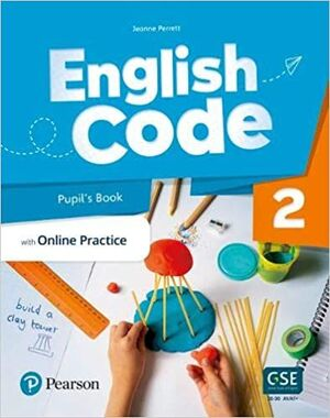 ENGLISH CODE BRITISH 2 PUPILS WITH ONLINE PRACTICE & DIGITAL RESOURCES