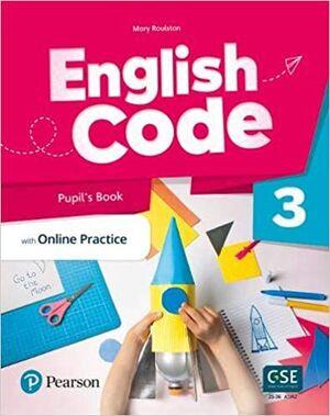 ENGLISH CODE BRITISH 3 PUPILS WITH ONLINE PRACTICE & DIGITAL RESOURCES