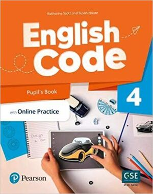 ENGLISH CODE BRITISH 4 PUPILS WITH ONLINE PRACTICE & DIGITAL RESOURCES
